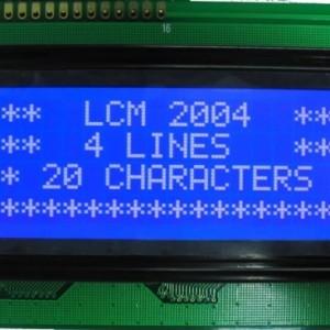 LCD-4x20