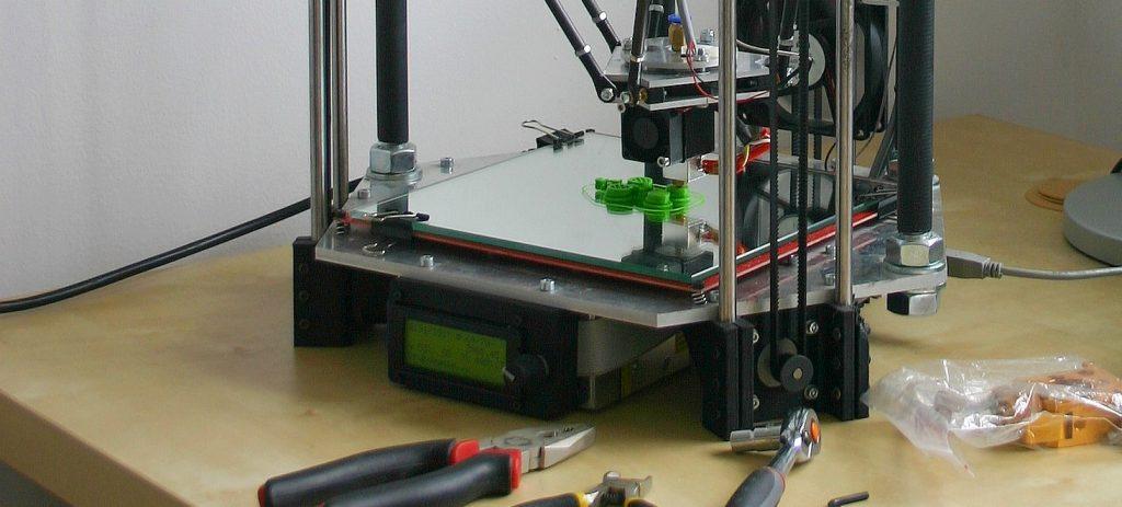 serwis drukarek 3d